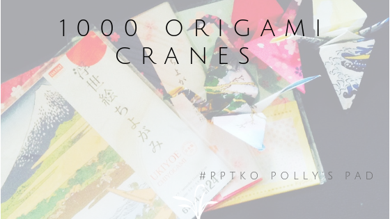 1000 cranes blog canva