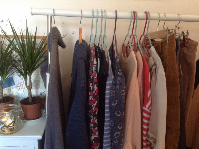 Clothes Rail #333
