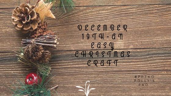 Dec 19th - Blogmas