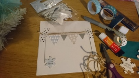 Bunting experiment