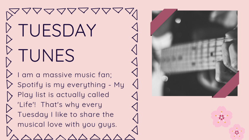 #pptko2019 blog header base - tuesday tunes